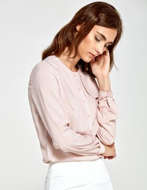 NIFE rozā sieviešu blūze