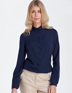 COLETT zila sieviešu blūze