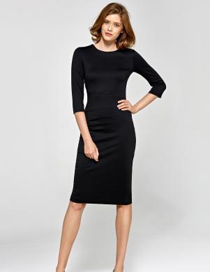 COLETT melna  sieviešu kleita