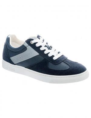 Bērnu zili kombinēti apavi KEDDO