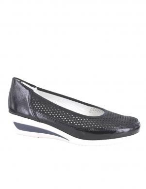 Sieviešu zili perforēti brīva laika apavi ARA