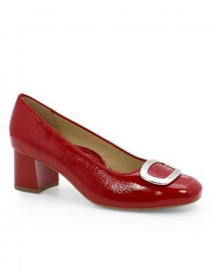 Sieviešu sarkani lakoti augstpapēžu apavi ARA