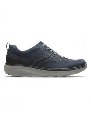 Vīriešu zili apavi CHARTON MIX CLARKS