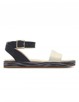 Sieviešu zilas sandales BOTANIC IVY CLARKS