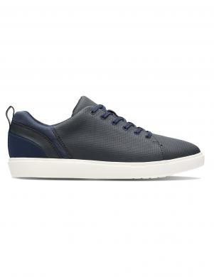 Vīriešu zili apavi STEP VERVE LO CLARKS