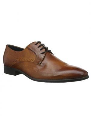 Vīriešu brūni klasiski apavi DANIEL HECHTER