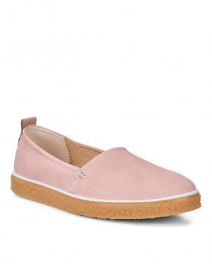 Sieviešu rozā brīva laika apavi Crepetray ECCO