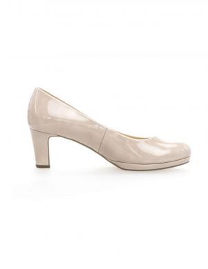 Sieviešu krēmīgi eleganti apavi GABOR