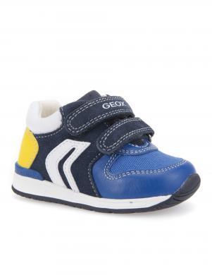 Bērnu zili sporta apavi ar velkro aizdari B RISHON BOY GEOX