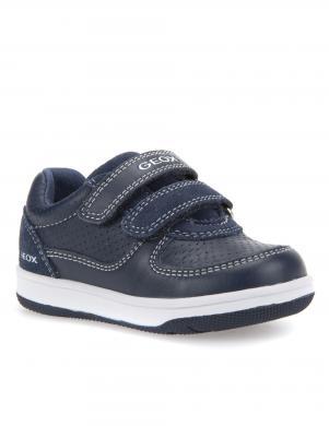 Bērnu zili apavi ar velkro aizdari B NEW FLICK BOY GEOX
