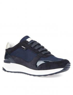 Sieviešu zili šņorējami brīva laika apavi D AIRELL GEOX