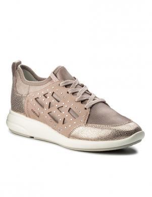 Sieviešu rozā brīva laika apavi GEOX