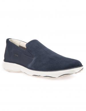 Vīriešu zili brīva laika apavi GEOX