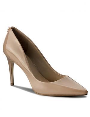 Sieviešu krēmīgi lakoti augstpapēžu apavi GUESS