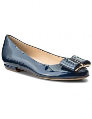 Sieviešu zili lakoti apavi HOGL