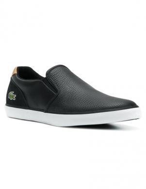 Vīriešu melni apavi LACOSTE