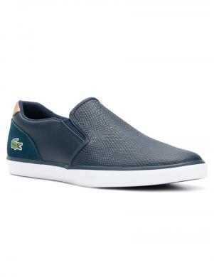 Vīriešu zili apavi LACOSTE