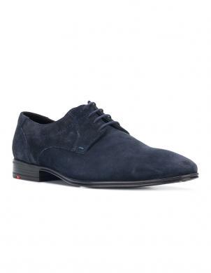 Vīriešu zili klasiski apavi LLOYD