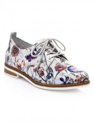 Sieviešu eleganti apavi ar ziedu motīvu REMONTE