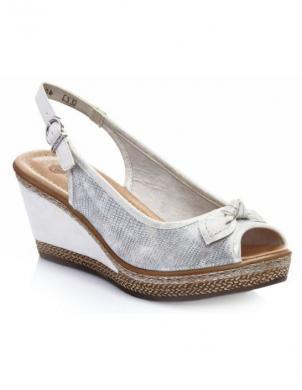 Sieviešu sandales ar augstu platformu REMONTE