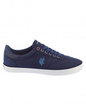 Vīriešu zili brīva laika apavi U.S. POLO