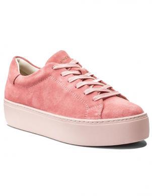 Sieviešu rozā zamšādas brīva laika apavi Jessie  VAGABOND