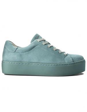 Sieviešu zili zamšādas brīva laika apavi Jessie  VAGABOND