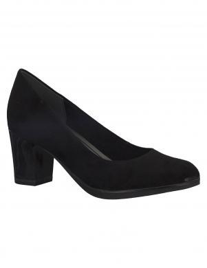 Sieviešu melni eleganti augstpapēžu apavi MARCO TOZZI
