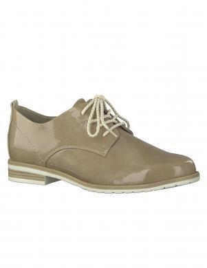 Sieviešu gaiši lakoti eleganti apavi MARCO TOZZI