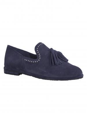 Sieviešu zili apavi ar bārkstīm MARCO TOZZI