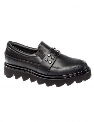 BETSY sieviešu melni apavi