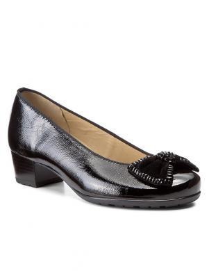 ARA sieviešu melni lakoti apavi