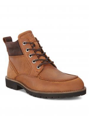 ECCO vīriešu brūni šņorējami apavi JAMESTOWN