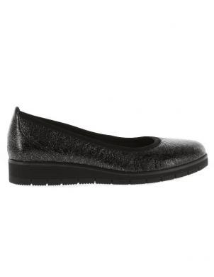 GABOR sieviešu melni spīdīgi apavi