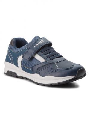 Bērnu zili brīva laika apavi J CORIDAN BOY GEOX