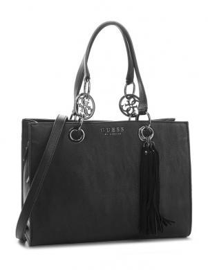 GUESS sieviešu melna eleganta soma