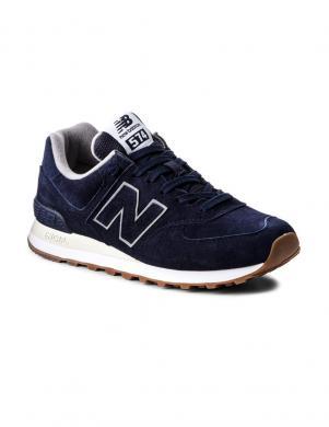 Vīriešu tumši zili brīva laika apavi  NEW BALANCE