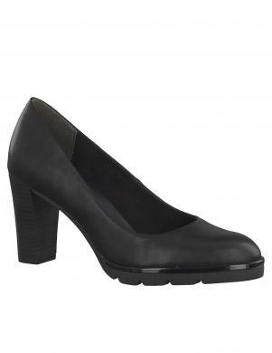 MARCO TOZZI sieviešu melni augstpapēžu apavi