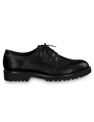 Sieviešu melni klasiski apavi TAMARIS