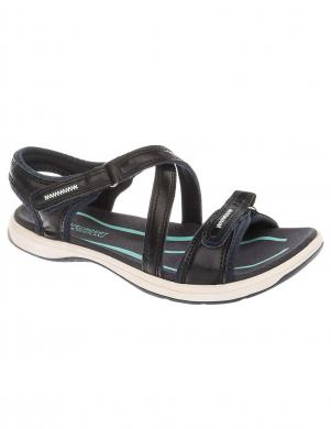 CROSBY sieviešu tumši zilas sandales