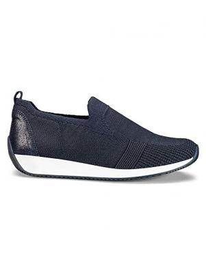 ARA sieviešu tumši zili brīva laika apavi