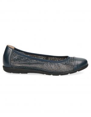 CAPRICE sieviešu zili ādas apavi