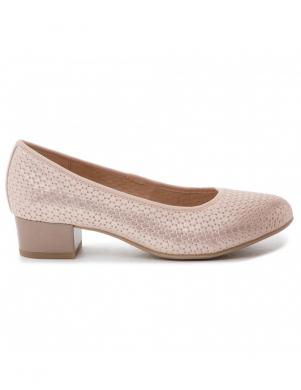 CAPRICE sieviešu rozā ādas apavi