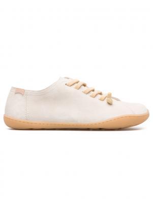 CAMPER sieviešu gaiši ādas brīva laika apavi PEU