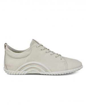 ECCO sieviešu balti ādas apavi VIBRATION