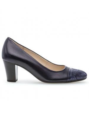 GABOR sieviešu tumši zili ādas apavi