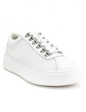 GEOX sieviešu balti brīva laika apavi