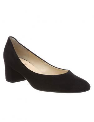 HOGL sieviešu melni ādas apavi STUDIO 40