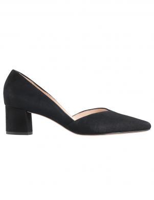 HOGL sieviešu melni ādas eleganti apavi CLARITY