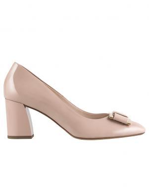 HOGL sieviešu krēmīgas krāsas lakoti augstpapēžu apavi FANCY